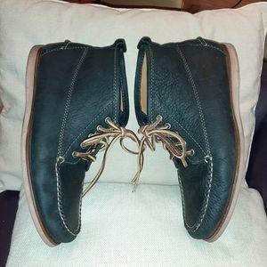 L.L. Bean mens leather shoes